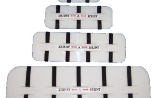 Adjust-A-Splint - the adjustable splint