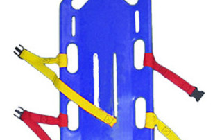 iTEC Manufacturing EMS Backboard Straps