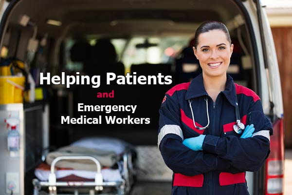 Our products are designed to help patients as well as emergency medical workers